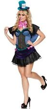 ~NEW~Delicious Mad Hatter Costume, Multi, Small~FREE SHIPPING