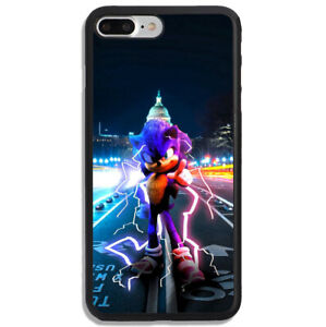 Sonic The Hedgehog Art Wallpaper iPhone Samsung Print On Phone Case Cover