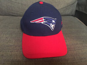 New England Patriots New Era 9Forty NFL Adjustable Strap Ballcap Hat