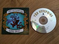 The Offspring Gone Away CD Single 1997 Card Sleeve Epitaph Europe - Free P&P