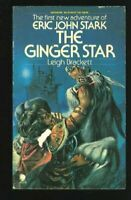 Ginger Star (Sphere science fiction) by Brackett, Leigh Paperback Book The Fast