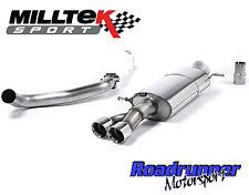 MILLTEK SSXVW415 Polo GTI 1.8 TSI 192PS 2015, Tubo di Scarico Cat Indietro Non Res polacco