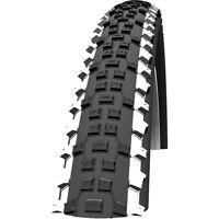 Schwalbe Rapid Rob Active K-Guard SBC Rigid Tyre 26 x 2.25 White/Black