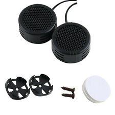 2 x 500 Watt Super Power Forte Tweeter A Cupola Altoparlanti per auto 500W H9
