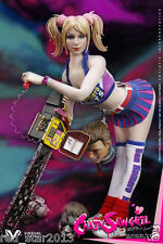 VTS Toys 1/6 Lollipop Chainsaw Female Girl Encapsulated Figure Model