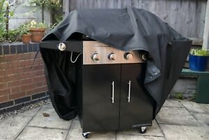 BBQ Cover Barbecue Waterproof Very Heavy Duty Breathable 120 x 145 x 70 cm Large