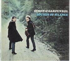 CD ALBUM  CARTONNE SIMON & GARFUNKEL *SOUNDS OF SILENCE*
