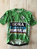 Team Bora Hansgrohe Peter Sagan Tour De France 2018 Green Jersey Official Rare