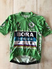 Team Bora Hansgrohe Peter Sagan Tour De France 2018 Green Jersey Official Rare