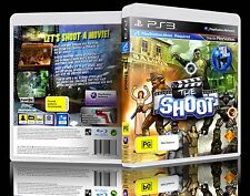 (PS3) The Shoot (PG) (Shooter) Guaranteed, 100% Tested, Australian