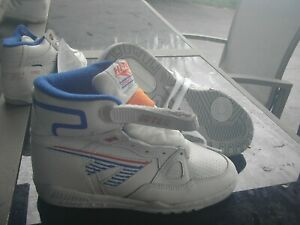 hi tec red white blue athletic shoes