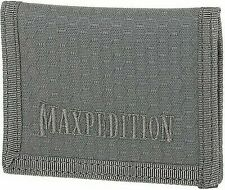 Maxpedition Lpwgry Gray Avanced Gear Research AGR Low Profile 2 Card Wallet