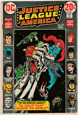 Justice league Of America #101 (Sep 1972 DC Comics) 5.0 VG/FN