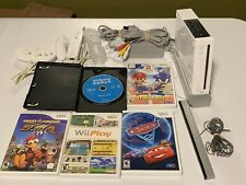 Nintendo Wii Sports White Home Console