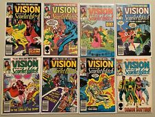 Vision Scarlet Witch set #1-12 2nd Series all 12 different books 6.0 FN (1985)