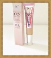 IT Cosmetics CC+ Cream Your Skin but better Illumination SPF 50 MEDIUM Free Ship