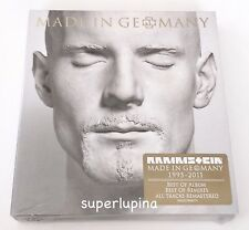 Rammstein MADE IN GERMANY 33 Track 2CD Digipak NEW Remixes EU Import MEIN LAND
