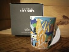 Rosenthal city coffee cup mug Munich Munchen Germany Brigitte Doege 402805 NIB