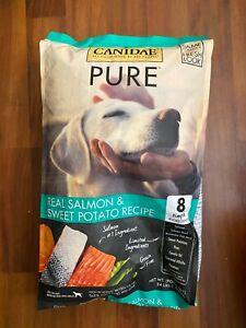 CANIDAE PURE Real Salmon and Sweet Potato Dry Dog Food, 24 Lbs