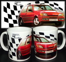tazza mug FORD FIESTA RS TURBO scodella ceramica