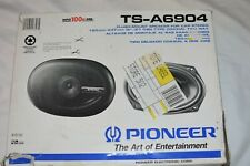 Pioneer TS-A6904 Vintage 6x9 2-WAY Car Speakers