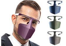 Anti Pollution Face Protection, Face Protection. Reusable and Washable ***NEW***