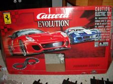 1/32 Carrera Evolution Ferrari 599Xx Race Set No Cars Use Other Slot Car Used 5X