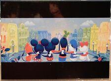"Disneyland Postcard - WonderGround Gallery - ""Main Street Magic"" by Fenway Fan"
