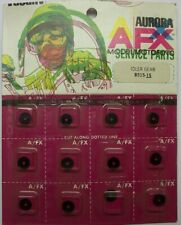 "AURORA  AFX  IDLER GEARS CARDED ""VERY RARE"""