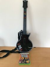 Guitar Hero 3 Legends Of Rock Xbox 360 Wireless Controller & Game