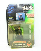 Star Wars Luke Skywalker Electronic Power F/X Power Of The Force POTF