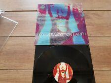 """U2 """"LAST NIGHT ON EARTH"""" 12"""" PROMO REMIX 12 IS 664 DJ 1997 UK  CUSTOM P/C"""