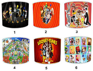 Looney Toons Lampshades, Passt Ideal Zu Wandaufkleber & Sticker