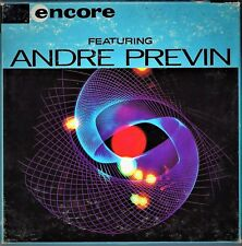 ENCORE featuring ANDRE PREVIN - Stereo 4-Track Reel-to-Reel Tape / 7.5 IPS