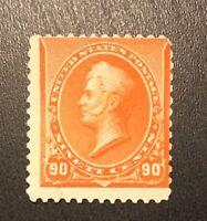 US Sc 229 Unused NG NH Stamp