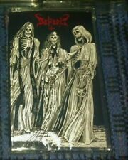 Beherit - The Oath of Black Blood. Brand New & Sealed Very Rare Cassette Holland