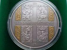 """Ukraine, 20 hryven,""""Peresopnytsia Gospel"""", Silver  Coin 2011 year"""