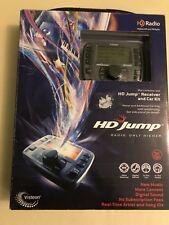 Visteon Jump digital fm hd portable radio tuner receiver with car kit NIB