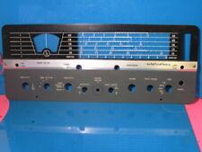 HALLICRAFTER RADIO  PARTS MODEL SX-110 FRONT PANEL