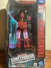 Transformers War For Cybertron Earthrise Thrust