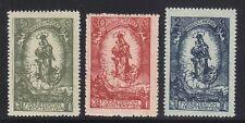 Liechtenstein 1920 - Mi. 40 - 42 Geburtstag  des Fürsten postfrisch