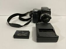 Kodak EasyShare DX6490 4.0MP Digital Camera - Black - Charger - READ DESCRIPTION