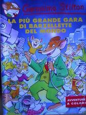Geronimo Stilton - La più grande gara di barzellette - Kinder [G.239]