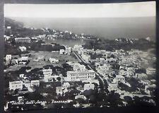 NAPOLI - ISCHIA - VEDUTA AEREA INTERNA - 1955