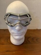 Brine Lacrosse/Field Hockey Protective Googles Eye Wear Gray and Black Xs/S