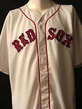 Pawtucket Red Sox Game Worn #62 Authentic On-Field White Jersey Size 52