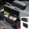 Adjustable Car Armrest Arm Rest Centre Console Leather Box Elbow Support Cushion
