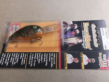 Advantage Excalibur Jimmy Houston Fat Free Shad Fry,BD4F,#401,Phantom Crawfish