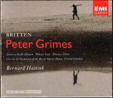 BRITTEN: PETER GRIMES Anthony Rolfe Johnson HAITINK 2CD Lott Walker Thomas Allen