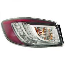 Faro fanale posteriore Sinistro MAZDA 3 09-08.11 3pt LED